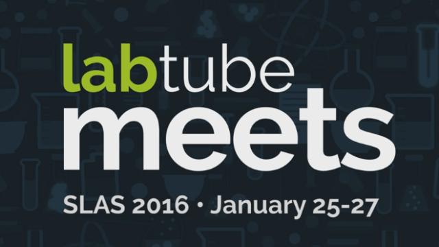 LabTube Meets Douglas Scientific at SLAS 2016