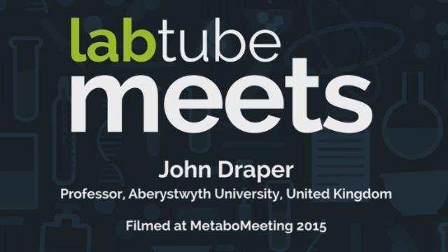 LabTube Meets John Draper, Aberystwyth University