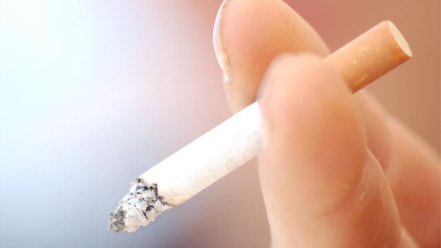 'Not just a flavoring: Menthol, Nicotine, Combined Desensitize Airway Receptors