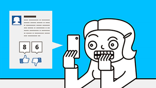 Study investigates teens' Facebook behavior and stress hormone levels