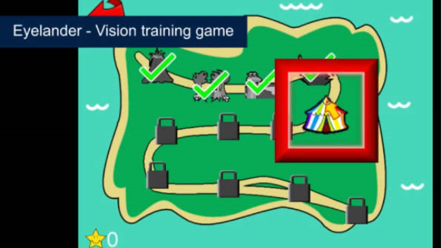 Computer game could help visually-impaired children live independently