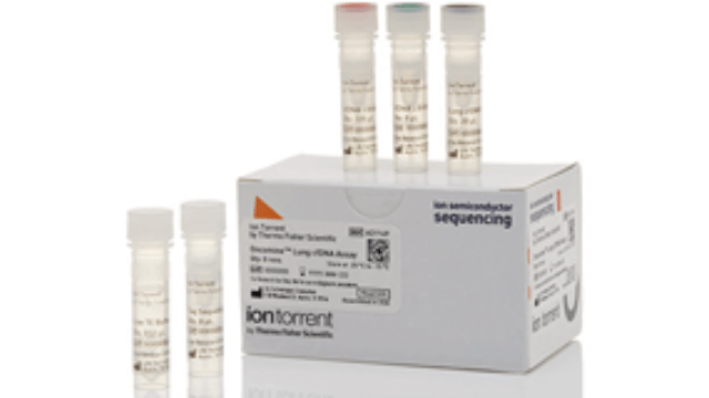 Oncomine™ Lung cfDNA Assay