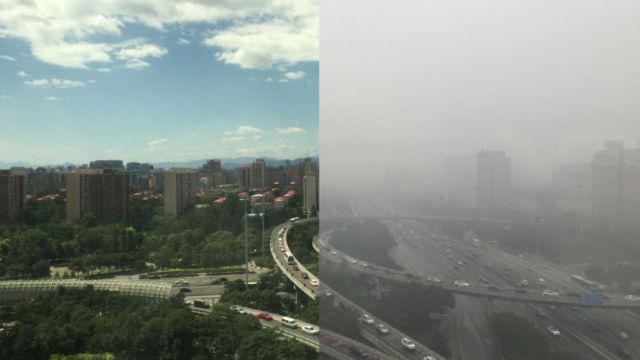 A Clearer View of Clean Air in China