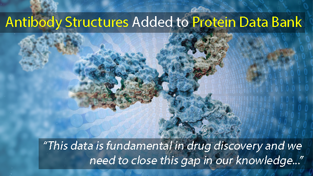 AbVance Project: Antibody Structures Released into Protein Data Bank