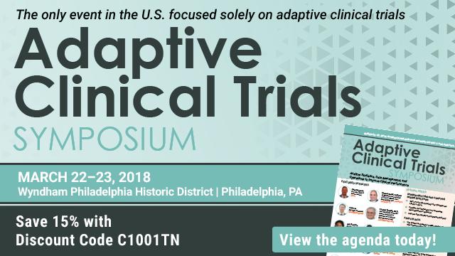 Adaptive Clinical Trials Symposium