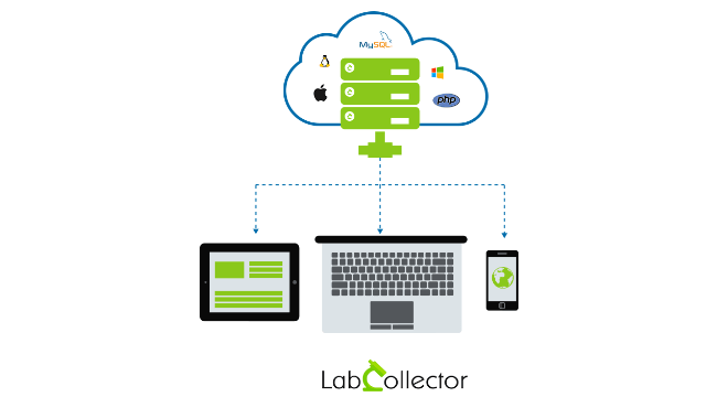 AgileBio Announces LabCollector Stock Manager App