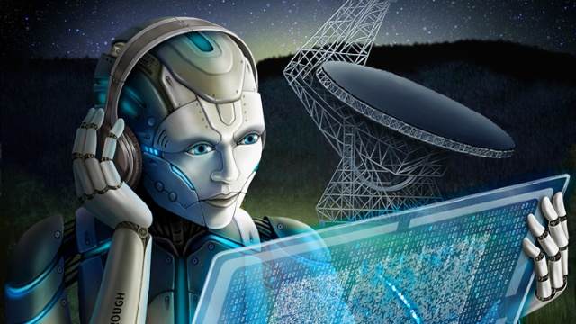 AI Helps Track Down Mysterious Cosmic Radio Bursts