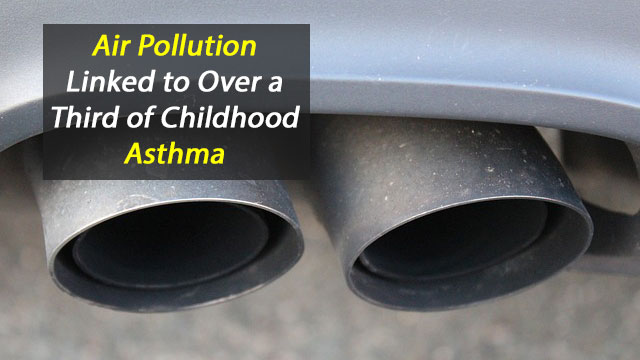 Air Pollution Impact on Childhood Asthma