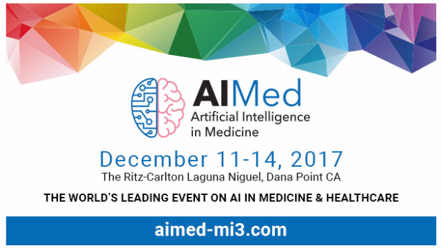 AIMed -  Artificial Intelligence in Medicine