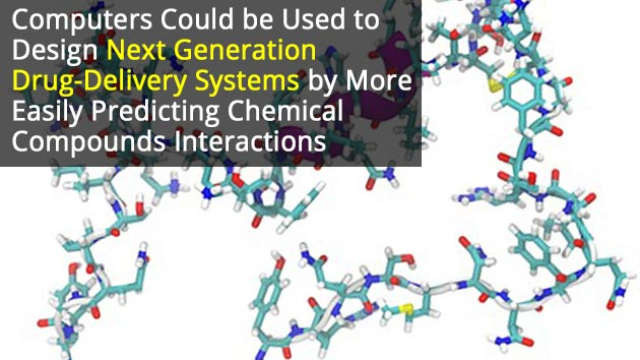 An Easier Way to Predict How Chemical Compounds Will Interact?