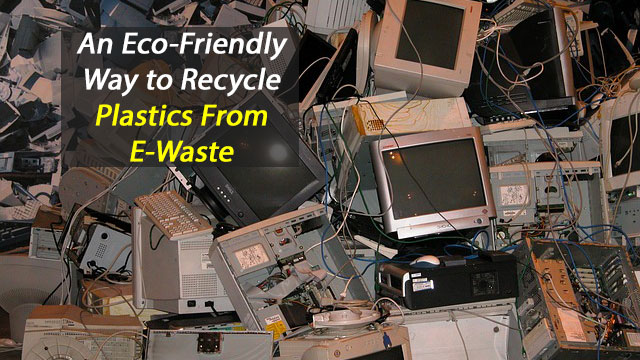 An Eco-Friendly Alternative to Recycling E-Waste