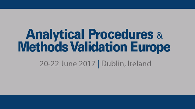 Analytical Procedures and Methods Validation Europe