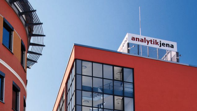 Analytik Jena Sells AJ Blomesystem
