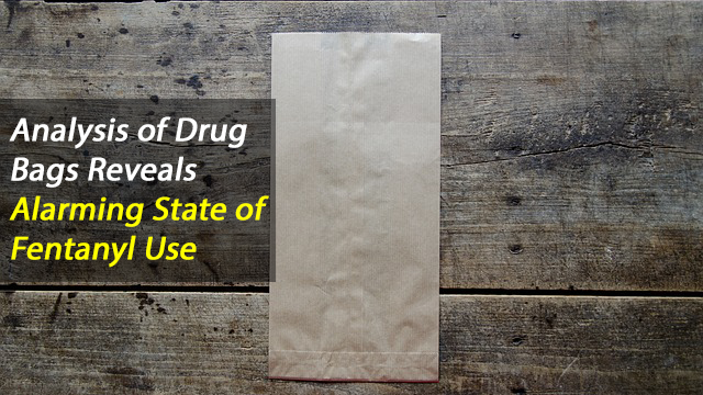 Analyzing Street Drug Stamp Bags Points To Potential Early Warning System In Opioid Crisis