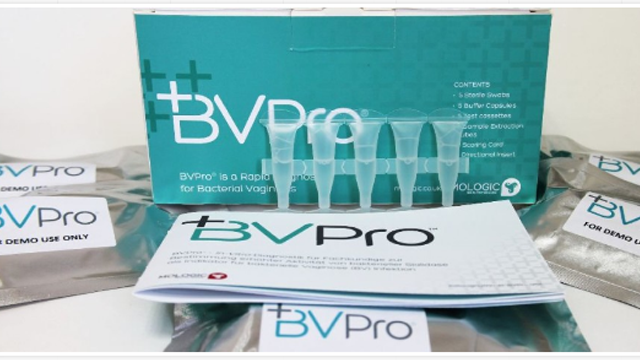 Approval Granted for BVPro Point-of-Care Diagnostic for Patients with Bacterial Vaginosis