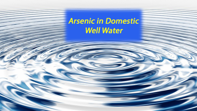Arsenic in Domestic Well Water Could Affect 2 Million People in the U.S.