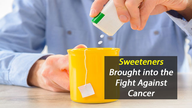 Artificial Sweeteners Could Help Treat Aggressive Cancers