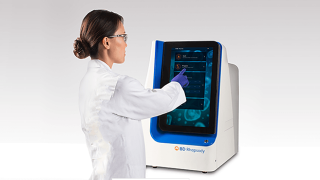 BD Expands Genomics Portfolio with New Single Cell Platform for RNA Expression Analysis