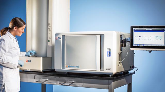 BD Receives FDA 510(k) Clearance on BD Phoenix™ Meropenem-Vaborbactam Panel
