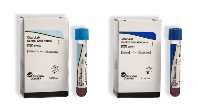 Beckman Coulter Expands Portfolio of Standardized ClearLLab CE-IVD Reagents for the Clinical Flow Cytometry Lab