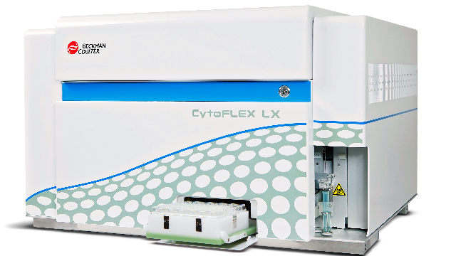 Beckman Coulter's CytoFLEX LX Flow Cytometer Delivers High Complexity Cellular Analysis