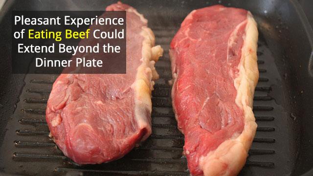 Beef Peptides Block Bitter Tastes