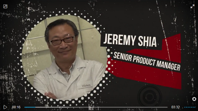 Behind the Science, S2 Ep 11: Jeremy Shia on sample cleanup for testing for pesticides in spinach