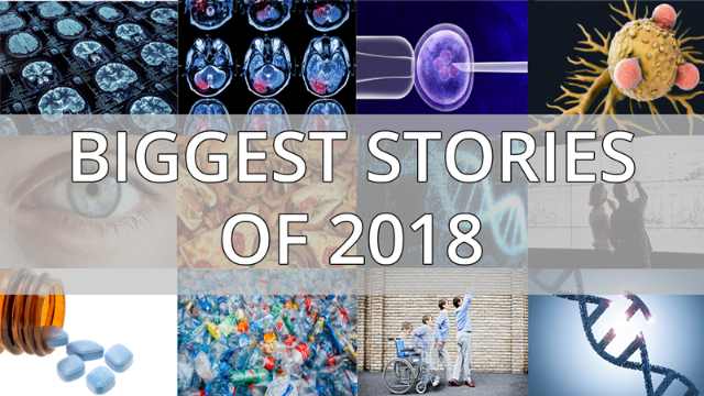 Biggest News Stories of 2018