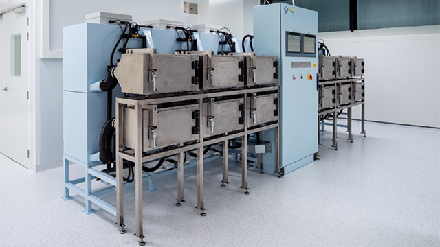 Bigneat Delivers Custom Designed Controlled Environment Curing System