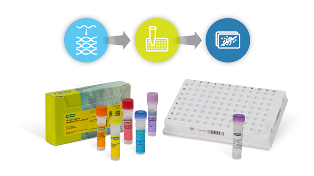 Bio-Rad Launches IncRNA Workflow, a RT-qPCR Workflow Optimized for Long Noncoding RNA Discovery and Validation