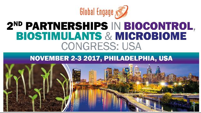 Biocontrol, Biostimulants & Microbiome Congress