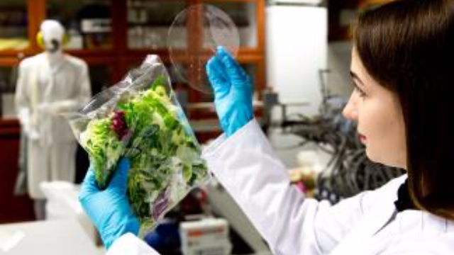 New Biodegradable Packages Keep Food Fresh