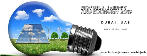 Biofuels Conferences 2019 | Bio Energy Meetings | Chemical Engineering Symposiums