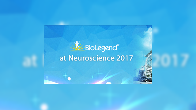 Biolegend at SfN