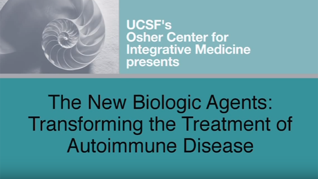 Biologic Agents: Treatment of Autoimmune Diseases