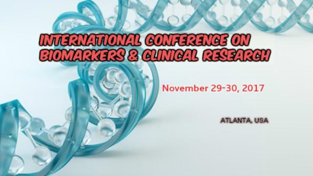 Biomarkers Congress 2017