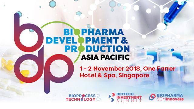 Biopharma Development & Production Asia Pacific