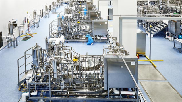 Biopharmaceutical Manufacturing: Creating a Robust and Productive Process