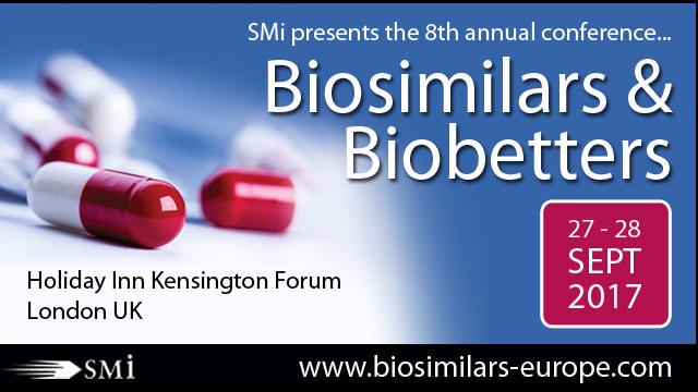 8th Annual Biosimilars and Biobetters 2017