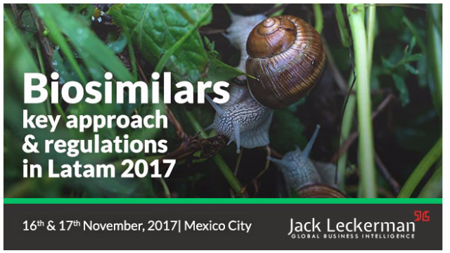 Biosimilars: key approach & regulations in Latam 2017