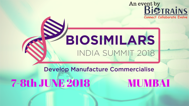 BIOSIMILARS SUMMIT INDIA 2018