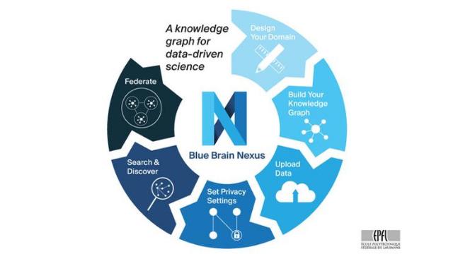 Blue Brain Nexus: An Open-Source Tool for Data-Driven Science
