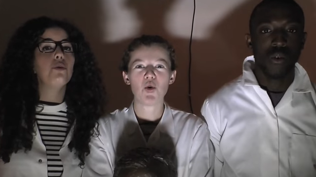 "Bohemian Rhapsody (aka ""The tale of a Post Doc"") - Laboratory Parody"