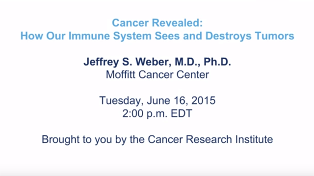 Cancer Revealed: How the Immune System Sees and Destroys Tumors
