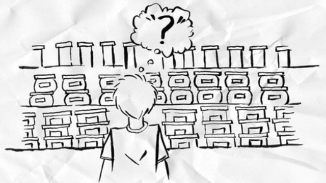 Can't Decide What to Have for Lunch? Scientists Uncover Why we get Overwhelmed by Choice