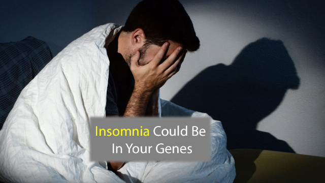 Can't Get to Sleep? Blame Your Genes