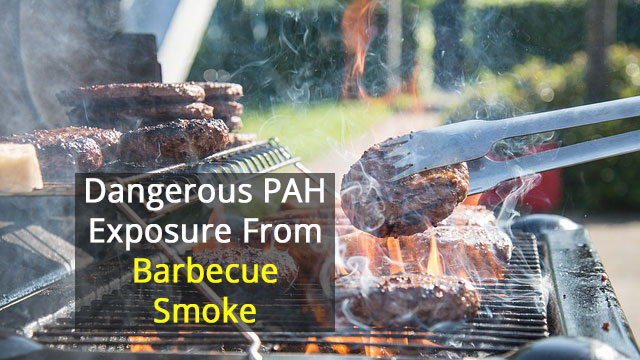 Carcinogen Hazard From BBQ Smoke
