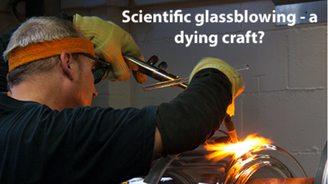 Carrying the Torch for Scientific Glassblowing