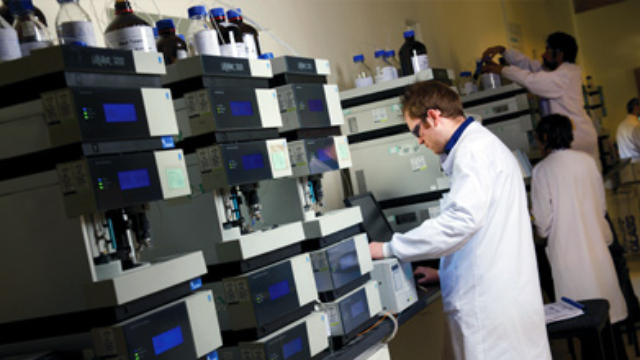 Case Study: Improve your lab's efficiency and data compliance with a chromatography data system