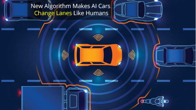 Changing Lanes: Algorithm Helps AI Drive More Like Humans
